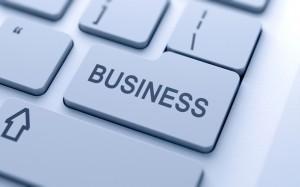 Business button
